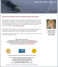 Marketing: Business Cards, Email & Websites | GoGetNotary