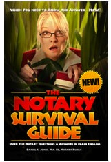 Notary Survival Guide